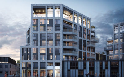 Skyflats in de pers: verkoop exclusieve Skyflats Suikerpark gelanceerd