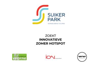 Creatieve ondernemers met innovatief idee gezocht voor zomeractiviteit in Suikerpark