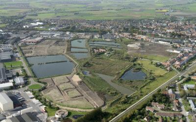Suikerwater, een groene long naast Suikerpark